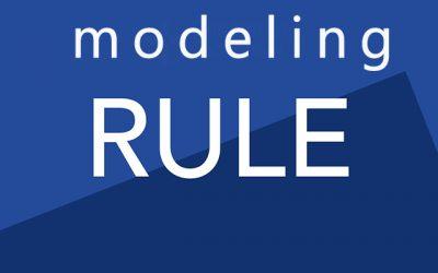 قوانین مدلینگ